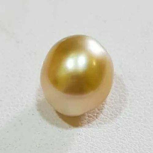 Golden Yellow South Sea Pearl