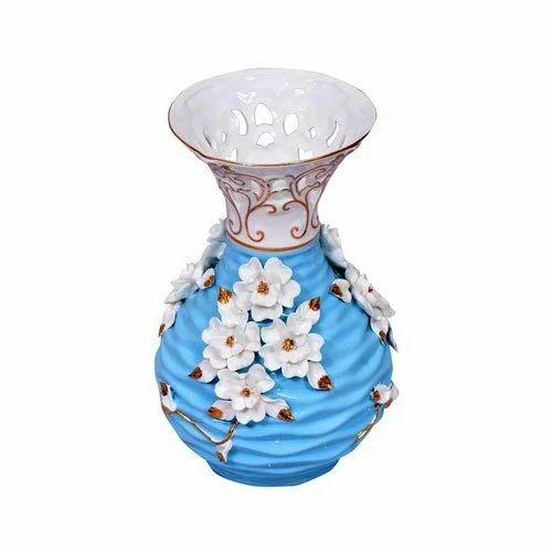 Ceramic Decorative Flower Vase  sc 1 st  IndiaMART & Ceramic Decorative Flower Vase at Rs 2500 /piece | Flower Vase ...