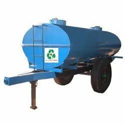 Steel Water Tanker
