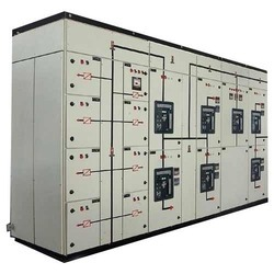 Power Tech Mild Steel MCC Control Panel, 220-480 V