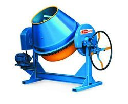 Semi Automatic Non Hopper CI Model Concrete Mixer