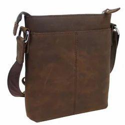Blue Demo Las Leather Satchel Bags