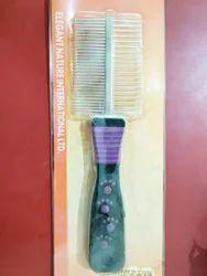 Metal Teeth Grooming Hair Comb