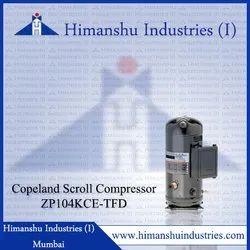 Copeland Scroll Compressor ZP104KCE-TFD