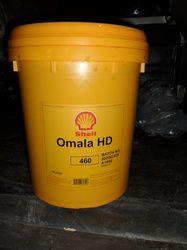 Shell Omala S4GX Synthetic Gear Oil, Packaging Type: Barrel