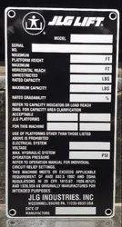 Automotive Label