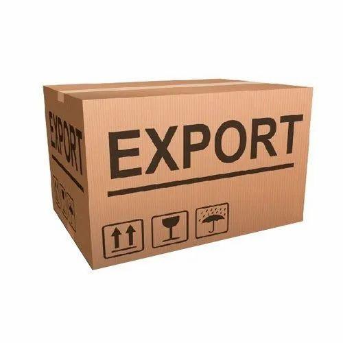 Corrugated Export Box
