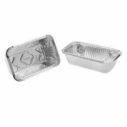 660 Ml Aluminium Foil Container