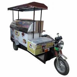 E Rickshaw Ice Cream Van