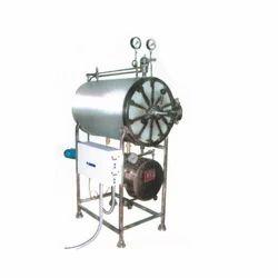 Horizontal Cylindrical Sterilizer