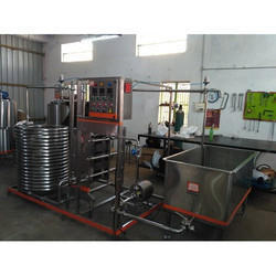 Curd Processing Plant