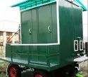 Portable Toilet Van