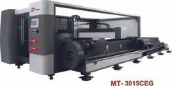 MT3015CEG Fiber Laser Metal Sheet Cutting Machine