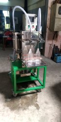 Semi Automatic Table Top Filling Machine