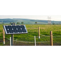 Agriculture Solar Fencing