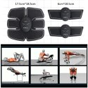 EMS Abdominal Muscles Exercise Trainer