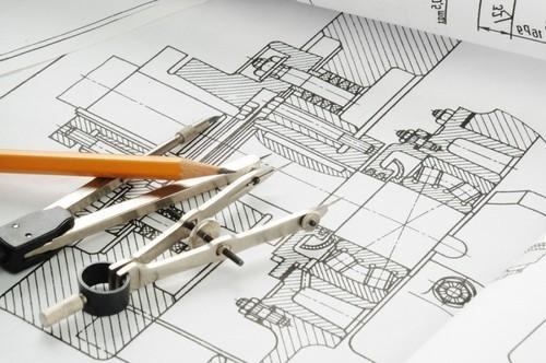 2d Drafting And Detailing : Mechanical drafting services copl in dev aurum complex ahmedabad