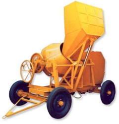 Hydraulic Hopper Concrete Mixer Machine