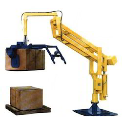 Industrial Manipulator With Gripper