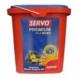 Servo Hydraulic System Oil