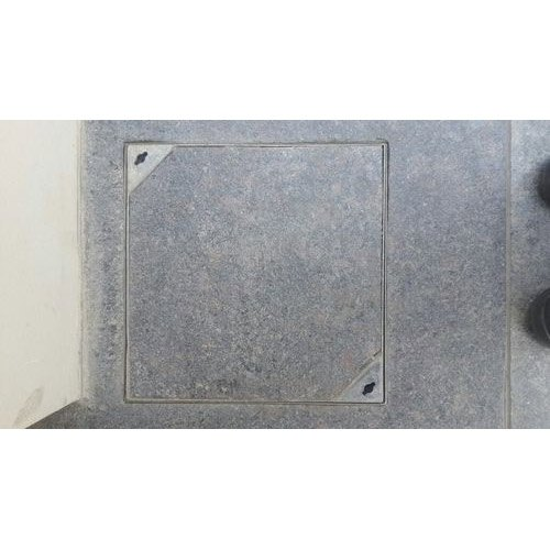 MS Full Floor (Square) Recess Type Chamber Cover