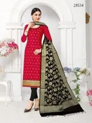 Princely Embroidered Casual Salwar Kameez