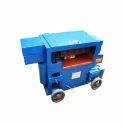 4-12 Mm Mild Steel Lokpal Hulk Coil Straightening Machine, Material Handling Capacity: Fast, Automation Grade: Semi Automatic