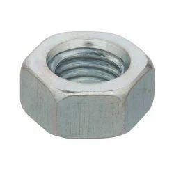 CF Stainless Steel Hexagonal Nut, Size: 15 Mm
