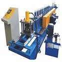 Color Coated Door Frame Roll Forming Machine