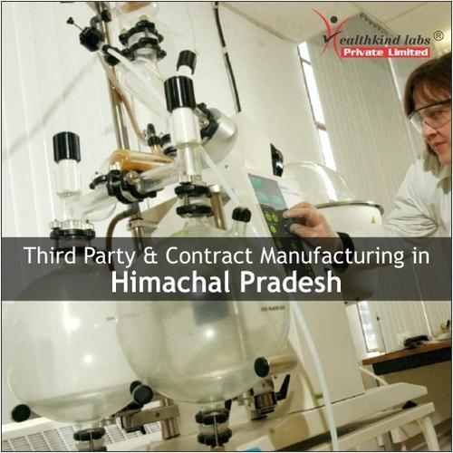 Pharmaceuticals Contract Manufacturing in Himachal Pradesh