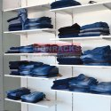 Wooden Garment Display Slatwall
