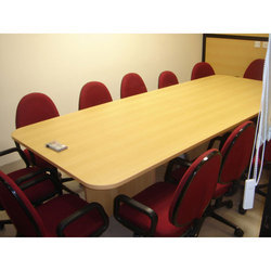 Wooden Conference Table At Best Price In India - Conference room table price