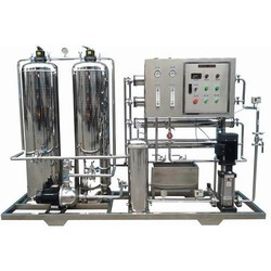 RO 1500 Lph SS Plant With Ultraviolet