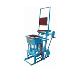 Industrial Concrete Block Making Machine