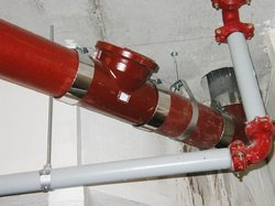 Cast Iron Red Drainage Pipe