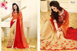Royal Printed Sarees