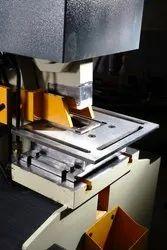 HPT Iron Cutting and Notching Machine