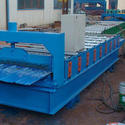 GI Sheet Roll Forming Machine