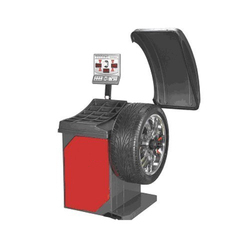 Computerized Wheel Balancing Machine