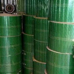 Green Printed Disposable Paper Plate Raw Materials, Packaging Type: Roll, 80 - 120 Gsm