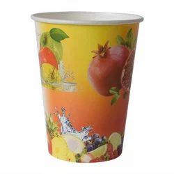 Disposable Fruit Juice Glass