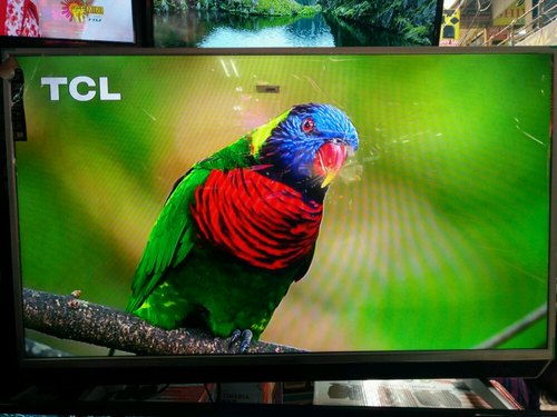 Wall Mount TCL LED TV, Screen Size: 32 Inch   ID: 21158876830