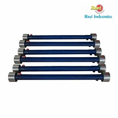 Gas Heat Exchanger For Hydraulic Booster Compressor