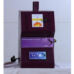 Stained Napkin Burner Machine