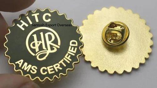 Lapel Pin - Collar Badge Manufacturer from New Delhi
