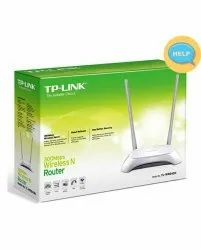 Wireless or Wi-Fi TP Link Router Combo Pack, 300MBPS