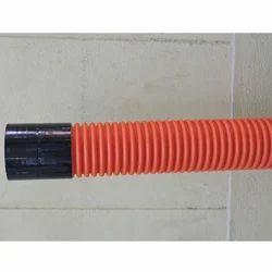 EVA Corrugated Flexible Hose Pipe