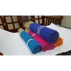 Colored Raw Incense Sticks