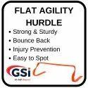 Flat Agility Hurdle