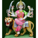 Goddess Durga Marble Statues